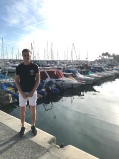 Ieu at the marina